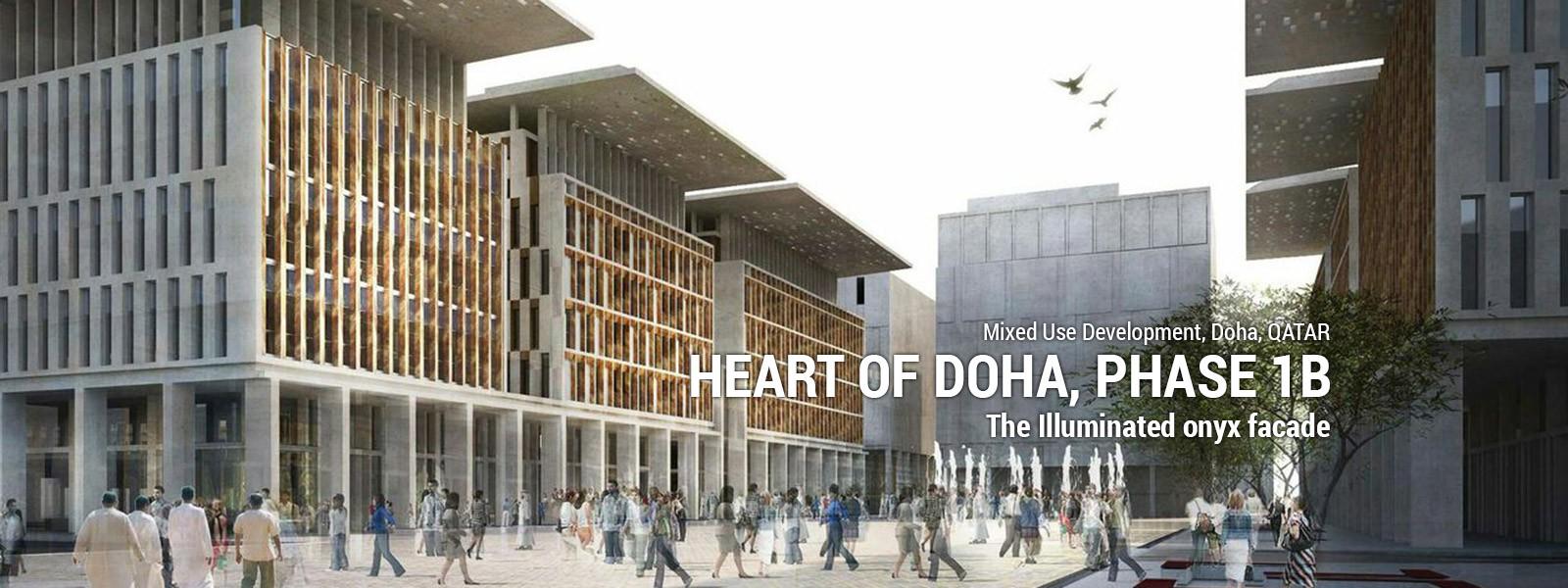 HEART OF DOHA