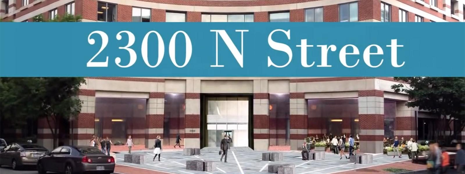 2300 N street
