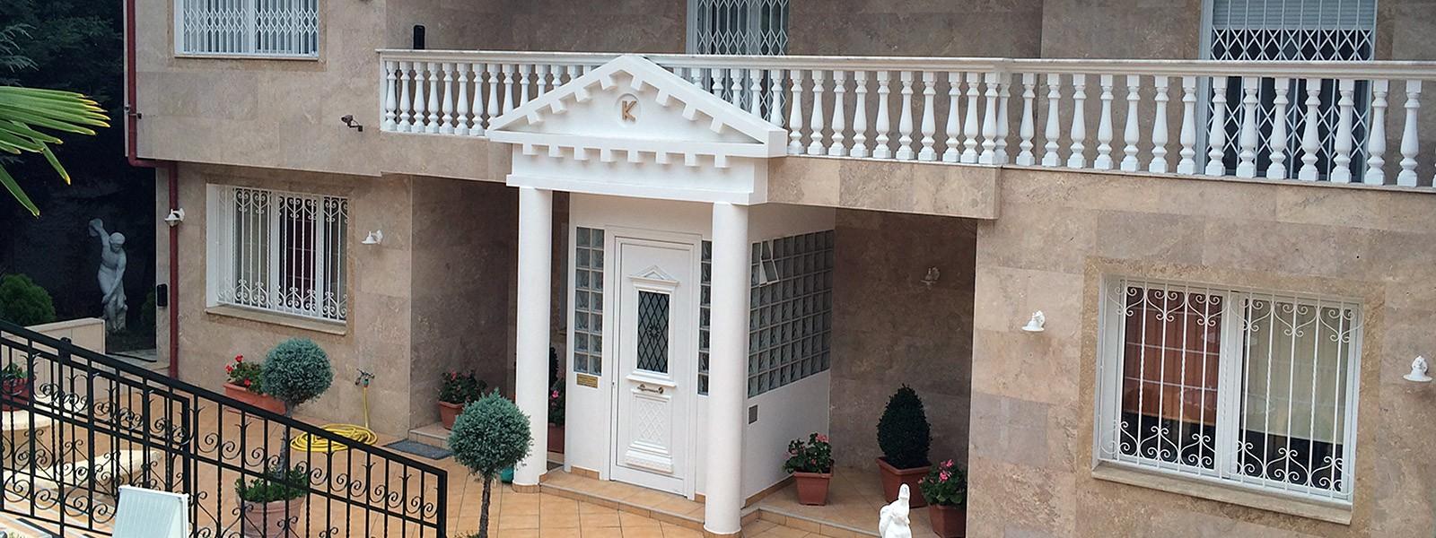 Edessa Private house